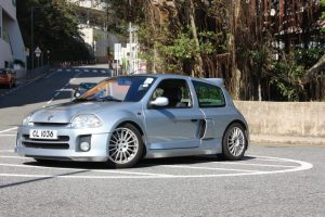 Renault Clio V6 Renaultsport RS pic 2