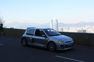 Renault Clio V6 Renaultsport RS pic 4