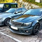 Mercedes C63 AMG (M156) Short-take Review by STIK