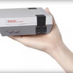 Nintendo announces mini NES