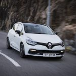 We drive the new Clio RS Trophy to Shek O!