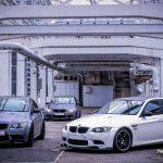 BMW E90 335i vs M3