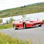 法拉利車隊既首創成品-獨一無二的發動機和汽車