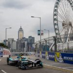 Festive start to the Formula E HKT Hong Kong ePrix