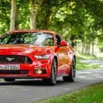 歐洲美國Ford Mustang 大不同