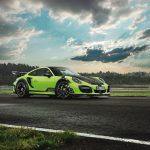 Techart 911 GTstreet R – 710匹制動馬力911 turbo