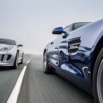 V8跑車大對決-平治AMG GT VS 積架F-type R AWD