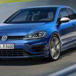 2017 VW Golf R:全新面貌再出發