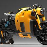 Koenigsegg電單車?!