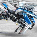 寶馬與LEGO合作製造「懸浮電單車」