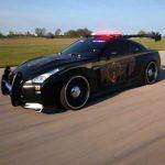 日產特製警車-Police Pursuit #23