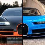 電動Bugatti