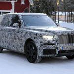 Rolls-Royce都出SUV?!