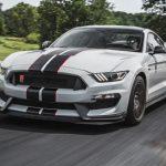 Mustang GT350R :新美式V8尖叫