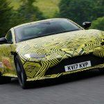 新Aston Martin Vantage準備登場