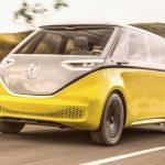 VW電動「迷你巴士 」