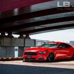 最新LibertyWalk成員:Mustang