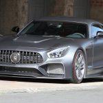 828匹怪物AMG GT