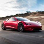 Tesla Roadster超級電動車