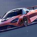 麥拿倫720S GT3賽車搶先睇