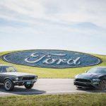 50週年慶:Bullitt Mustang