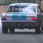 自動駕駛醉酒Mustang