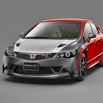 東洋武士 Mugen Civic Type RR